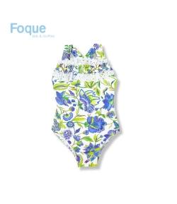 Bañador niña Santorini Foque