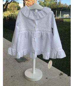 Blusa plumeti entredos Baby Yiro