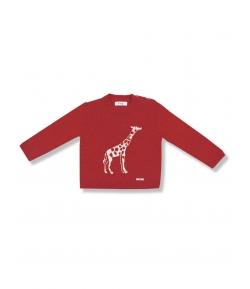 Jersey Jirafa rojo Foque