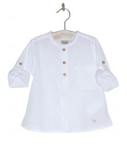 Camisa niño lino José Varón