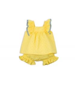 Conjunto amarillo Rochy