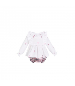 Conjunto bebe British Eve Children