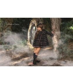 Vestido Arce volante Bamboline