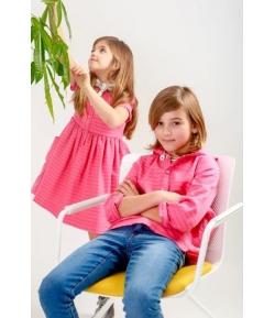 Camisa Coral Mia y Lia