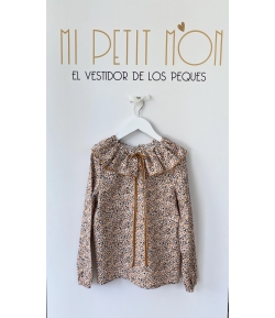 Blusa flores liberty Spicy Eve Children