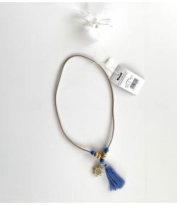 Collar Azul Young & Chic Kauli