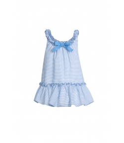 Vestido rayas azul Fisher Eve Children
