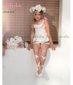 Conjunto pantalon Candida Nora Norita Nora